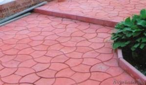 Мощение, Укладка тротуарной плитки от 40 м2 в Борисовском районе. - Изображение #2, Объявление #1616722