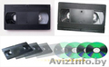 Переоцифровка VHS-S кассет на DVD диски