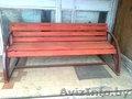 Скамейка садовая - Изображение #2, Объявление #1096728