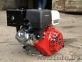 Двигатель на мотоблок МТЗ GX270 с переходником