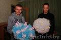 Букеты из мягких игрушек к выписке из Роддома и любому празднику в Борисове.