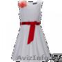 Платье для девочки,  рост 140