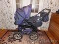 Продам коляску-трансформер 3 в 1 - Изображение #2, Объявление #1292499