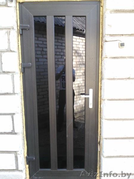 заказать двери металлические в борисове