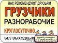 Услуги грузчика подсобника в Борисове, Жодино