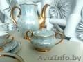 Чайный польский сервиз на 4 персоны в наборе чайник, сахарница, сливочница, Объявление #1544453